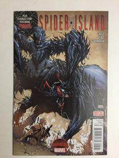 Secret Wars Spider-Island #5 Spider-Gwen Spider-Ham Spider-Man Marvel Comics: $1.75 End Date: Sunday May-6-2018 14:40:40 PDT Buy It Now for…