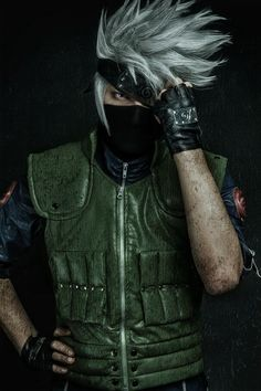 NARUTO-ナルト- - se7en(狐小柒(se7en)) Kakashi Hatake Cosplay Photo - WorldCosplay