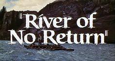 CRÔNICAS, ETC: O rio não tem retorno