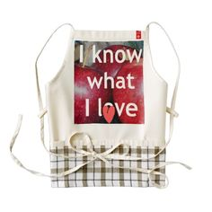 #Heart #apron I #know I #want #Zazzle #HEART #Apron #Achempong #online #store http://www.zazzle.com/achempong*