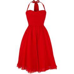 Coast Costa Dress ($155) ❤ liked on Polyvore