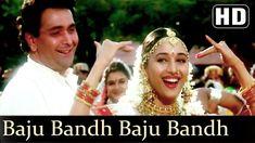Baju Bandh Baju Bandh - Madhuri Dixit - Rishi Kapoor - Prem Granth - Alk...