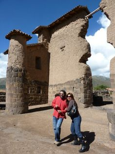 Raqchi. Perú
