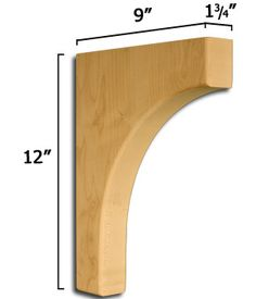1000 images about mission style corbel on pinterest for Craftsman style brackets