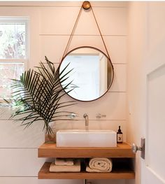 Amazing ideas for beautiful bathrooms. Here are bathroom sink design ideas t. - Amazing ideas for beautiful bathrooms. Here are bathroom sink design ideas to help spark some i - Bathroom Sink Design, Next Bathroom, Small Bathroom Sinks, Small Sink, Bathroom Ideas, Mirror Bathroom, Bathroom Renovations, Vanity Mirrors, Small Baths