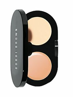Bobbi Brown - Concealer Kit.  I own this and absolutely love it!  It brightens your under eyes and makes you look fresh and awake.  It also makes any eyeshadow that you put on look that much better