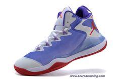 best website bd823 2d679 ... italy scarpe da basket jordan super fly 3 717100 005 viola uomo  acquisti on line scarpe