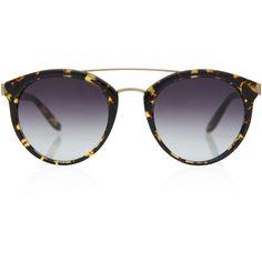 52706fa67862 Barton Perreira Tortoiseshell Dalziel Sunglasses (2