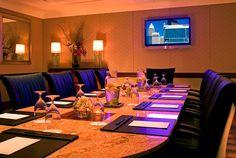 The Westin Charlotte Stonewall Board Room
