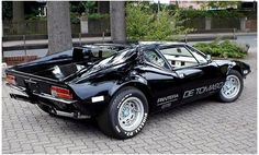 1974 De Tomaso Pantera GTS - THANKS TO Gibson J Bradley