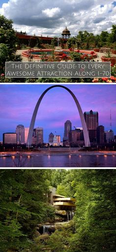 The Definitive Guide to Every Awesome Attraction Along I-70