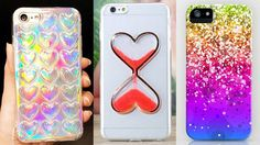 DIY Phone Case Life Hacks! 30 Phone DIY Projects & Popsocket Crafts! - YouTube