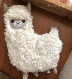 The Crafty Quilter - Quilting tips and inspiration Sewing Toys, Baby Sewing, Sewing Crafts, Sewing Projects, Fabric Art, Fabric Crafts, Sock Animals, Quilting Tips, Baby Crafts