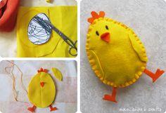 mami chips & crafts: Pulcinoccio che pigola