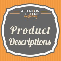by Gail Oliver, Online Small Business Consultant If you are not converting more than 1% of your traffic into sales, then you need to rewrite your product descriptions. When I write product copy for…