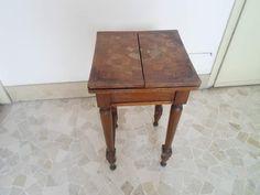 Tavolino dama/scacchi anni '40