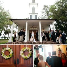 The Inn at Palmetto Bluff is the perfect place  for a southern #wedding!  #Bluffton, #SC.