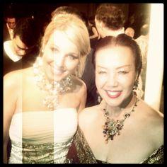 Jennifer Nicole Anderson & Sue Wong