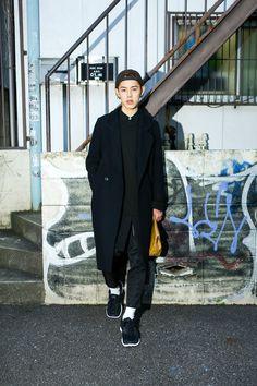 ストリートスナップ原宿 - 伏貫 諒さん | Fashionsnap.com