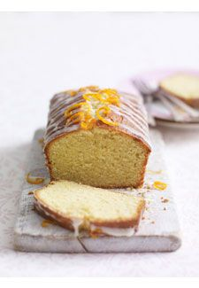 Low calorie recipes: Lemon drizzle cake - Woman's Own Woman's Own