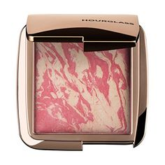 Shop Ambient Lighting Blush by Hourglass at MECCA. A marbled blush, designed to deliver natural, radiant colour to cheeks, adding depth and dimension. Makeup Swatches, Makeup Dupes, Makeup Products, Makeup Blush, Makeup Kit, Makeup Ideas, Beauty Products, Face Makeup, Hourglass Ambient Lighting Powder