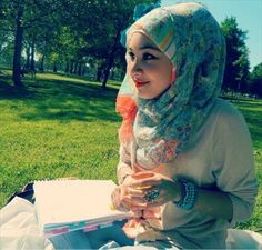 Wedding Hijab Styles Make Wedding Day Memorable