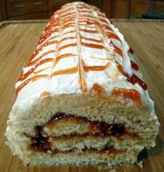 Brazo Gitano (Swiss Roll) - Hispanic Kitchen