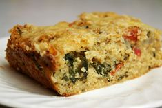 a simple {real food} recipe :: italian spinach quinoa bake