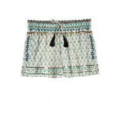 Enjoy 20% off with code: SUMMER20. Tesori Ditsy Printed Embroidered Short | Calypso St. Barth