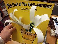 Hands On Bible Teacher: Fruit of the Spirit-----Patience Bible Lesson idea: James 5:7-8