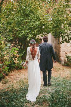 fotografias de bodas con encanto, Volvoreta Bodas