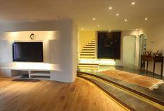 Bauma house modern interior architectural