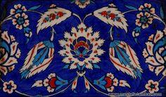 süleymaniye külliyesi- hürrem sultan türbesi Turkish Art, Turkish Tiles, Portuguese Tiles, Islamic Tiles, Islamic Art, Tile Art, Mosaic Tiles, Art Decor, Decoration
