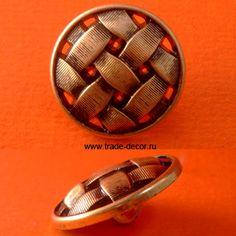 ВАВ2572 черненое золото на ножке