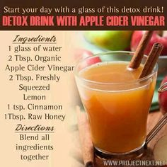 I Drink This Warmed Detox Drink Every Morning. Don't eat anything for 30 minutes afterwards.