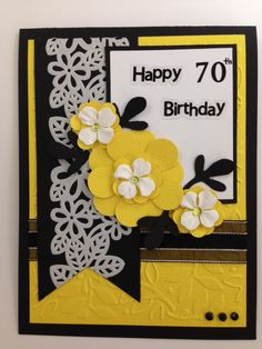 70 th birthday card for mum
