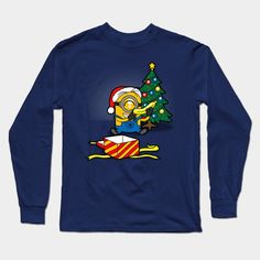 All I Want For Christmas Is A Banana Long Sleeve T-Shirt