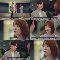 What's Wrong With Secretary Kim? Thanks god they end up together in the end 💜💜 sorry for the spoiler Korean Drama Funny, Korean Drama Quotes, Korean Dramas, Korean Actors, Kim Meme, Actor Quotes, Best Kdrama, Web Drama, Drama Fever