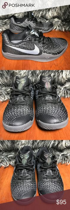 25cc36334d056e Nike Kobe Bryant Mamba Instinct Basketball Shoes Worn 5 times