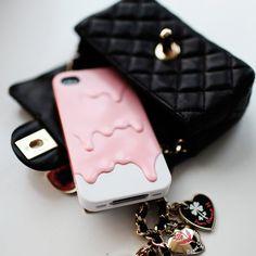 Fancy - Melt Ice Cream #iPhone Case #technology