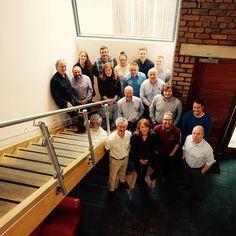 Meet the John McCall Architects Team! #staffphoto #mondaymorning