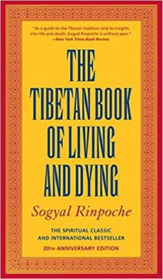The Tibetan Book of Living and Dying The Spiritual Classic & International Bestseller  http://amzn.to/2w1MAHG  #spiritual #spirituality #spiritually #tibetan