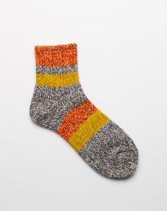 Van Gogh Socks in Grey