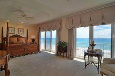 Master bedroom in Juno Beach