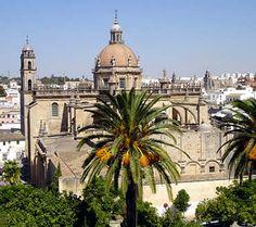 Catedral de Jerez de la Frontera (Cádiz)