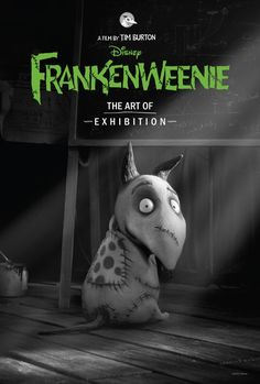 Frankenweenie-this is based on a live action Tim shot for Disney. It is so silly and full of old school horror puns. Youngest loved it.
