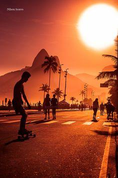 :: Ipanema, Rio De Janeiro, Brazil. ♡
