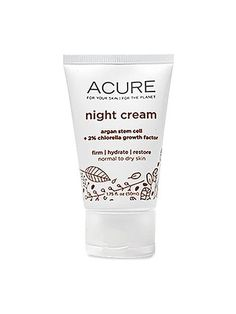 Acure Night Cream   allure.com
