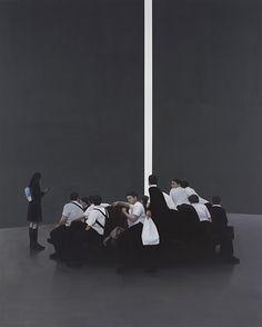 Tim Eitel.Die Öffnung, 2008