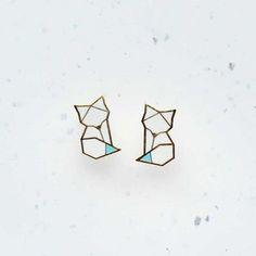 Image of Hug A Porcupine Earrings (Part 1)
